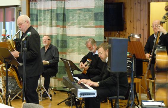 Gunnar Ramsells kvintett