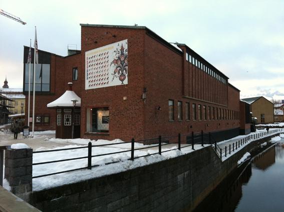 Dalarnas museum. Foto Ch Lindeqvist.