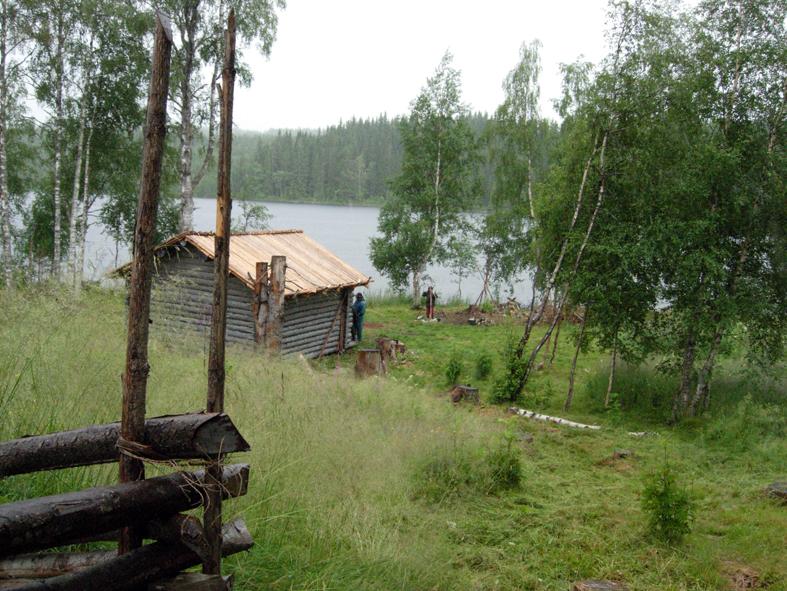 Skifsen är ett finnboställe utanför Fredriksberg i södra Dalarna. Byalaget bygger och håller det öppet med aktiviteter på sommaren, bl a bastubad och samkväm. Alla är välkomna!