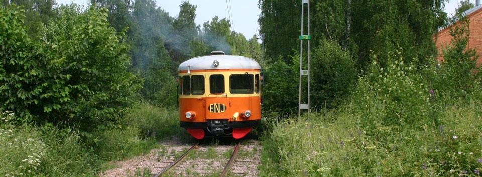 ENJ & Järnvägen