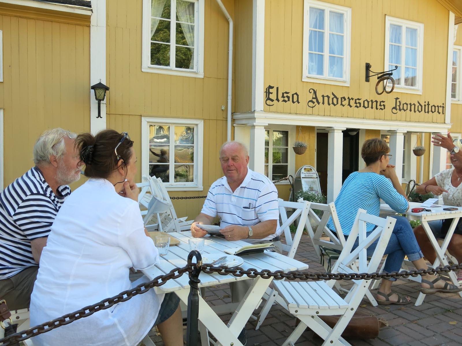 En pratstund med Sven Olof Pettersson, ordförande i Norbergs hembygdsförening.