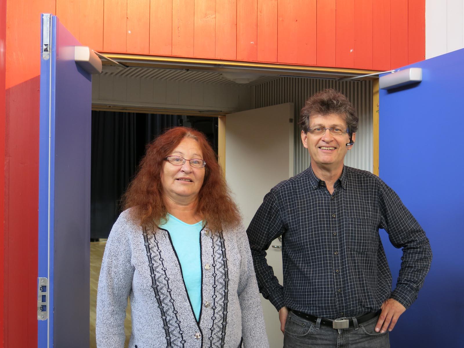 Marlene och Staffan