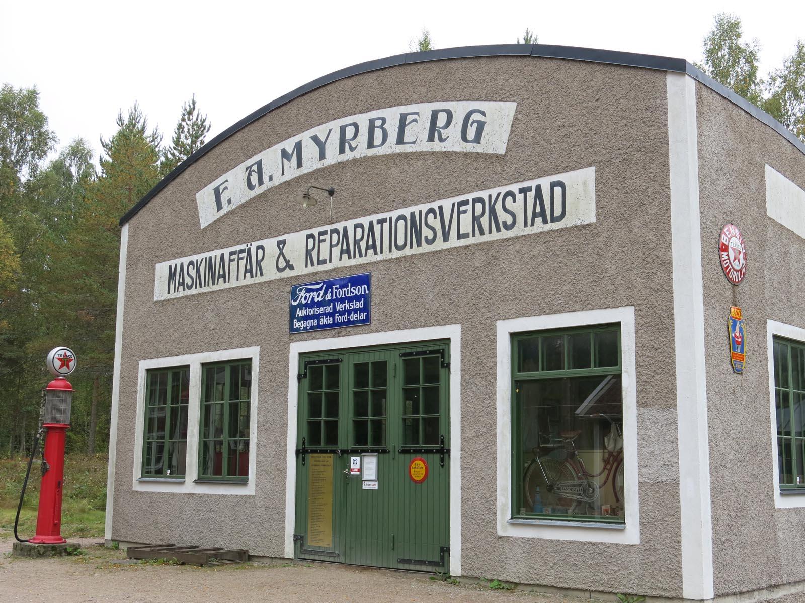 Myrbergs verkstad