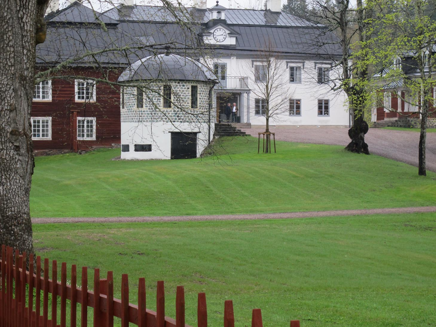 Delar av Engelsbergs herrgård
