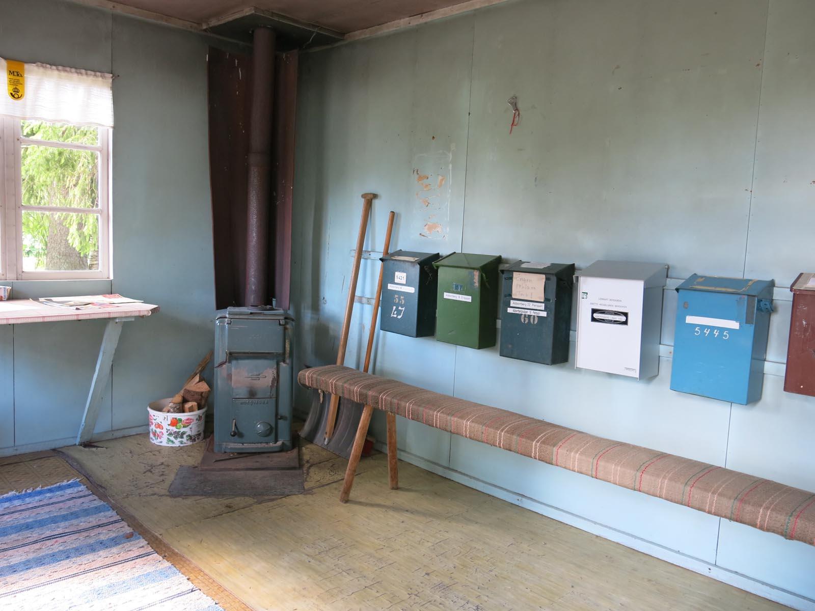 Posthuset i Abborrberg