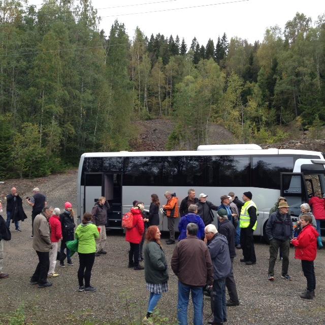 SGU på besök i Bastnäs