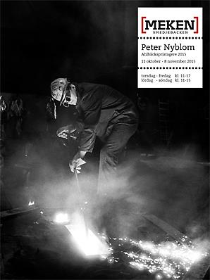 Peter Nyblom fotografier i MEKEN