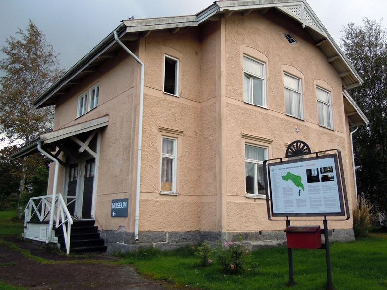 Stora Hagen, Grängesberg.