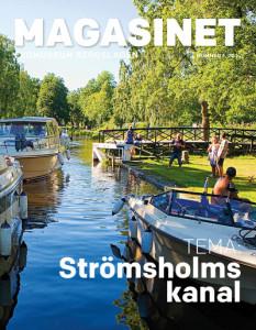 Ekomuseum Bergslagen Magasinet 2014