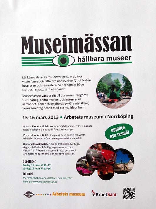 Museimässan Norrköping