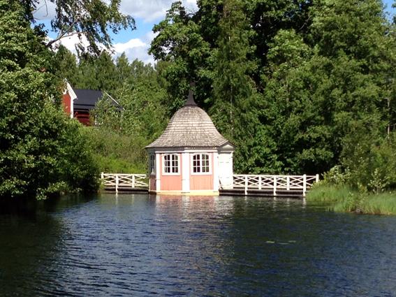 Bockhammar lusthuset