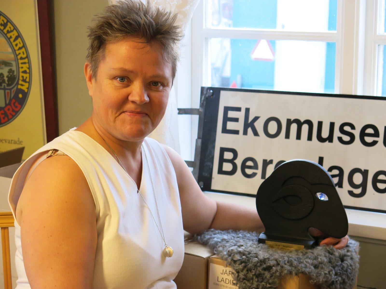 Eva Långberg ABF Dala Finnmark och Ullbaggen.