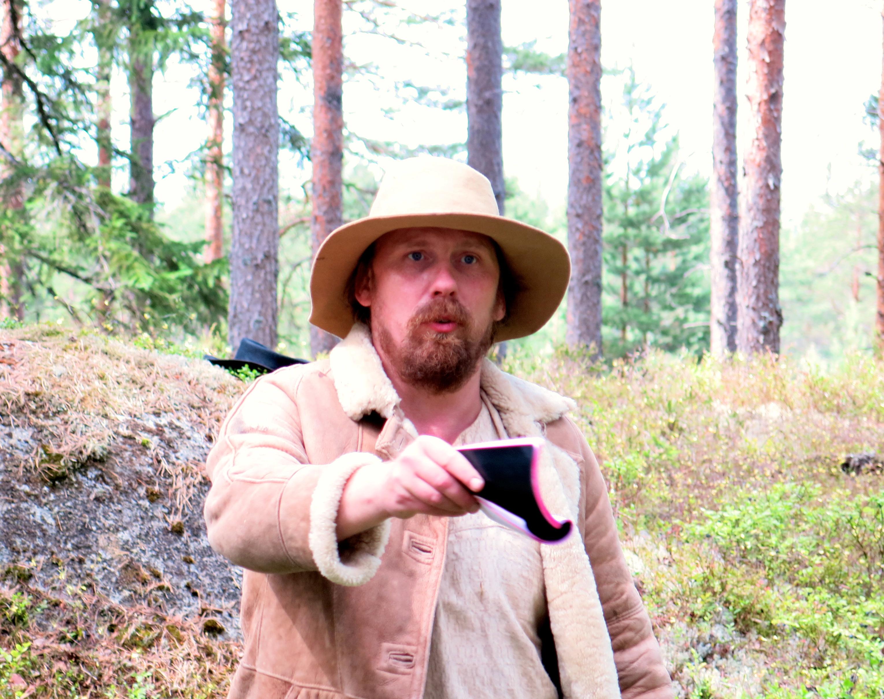 """Anders Olsson inleder """"Vi går en annan väg"""""""