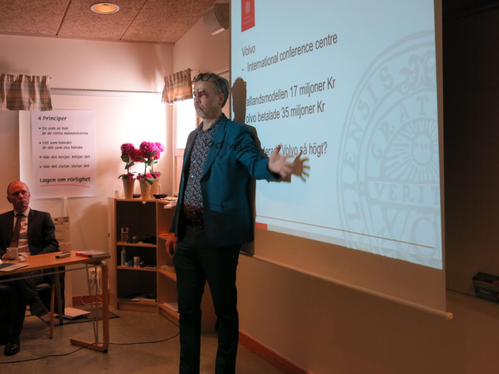 professor Christer Gustafsson
