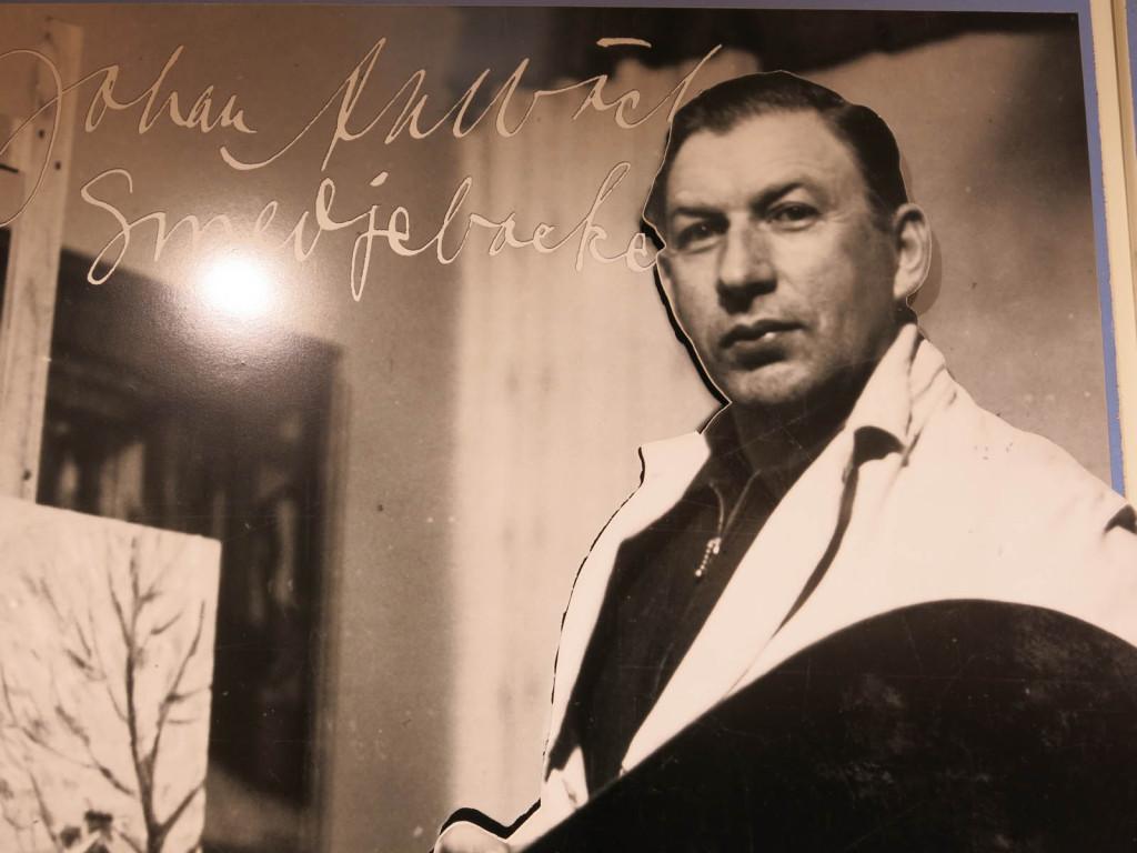 Johan Ahlbäck
